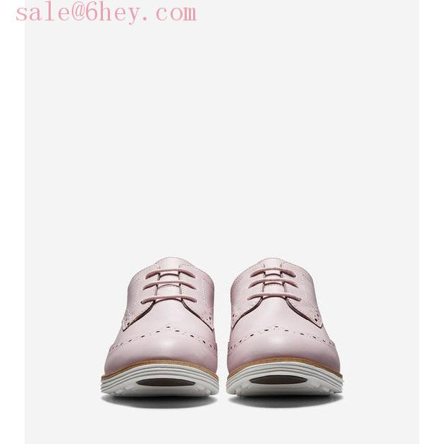 cole haan with nike air flats